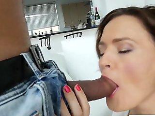Stepsons Massive Penis In Foxy Krissy Lynn