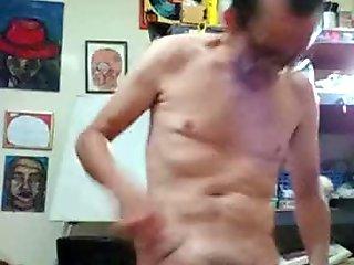 Shaving My Big Cock Part 2