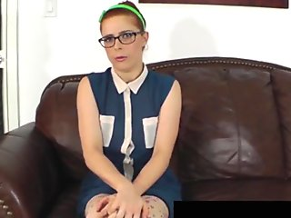 School Girl Penny Pax Takes Deans' Dick In Her Pussy & Ass!