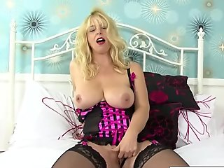 Mature New Mama Lucy Suck Hot Teen Stepson
