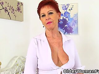 Over 60, Sensual Caroline's sex drive is still going strong