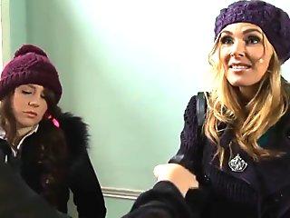 Brit School Brats Alyssa Divine and Paige Turnah