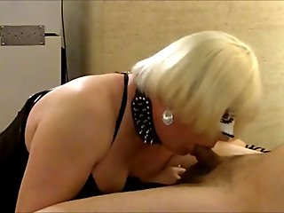 CD Amber's 1st Hotel Party of 2019 Getting a soft Cock hard