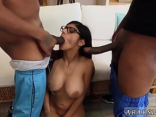Arab mom fuck compeer s crony and jewish girl xxx My Big Black Threesome
