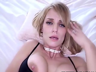 Amateur milf pov riding dick and giving blowjob in hd