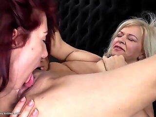 old but super-fucking-hot grandmas fuck young women
