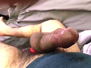 My (mostly) Handsfree Cum, a minute long orgasm