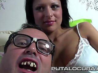Puta locura sexy czech girl with big tits fucked by torbe