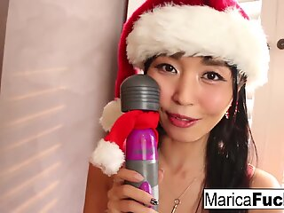 Japanese Christmas style celebration with Marica'_s solo